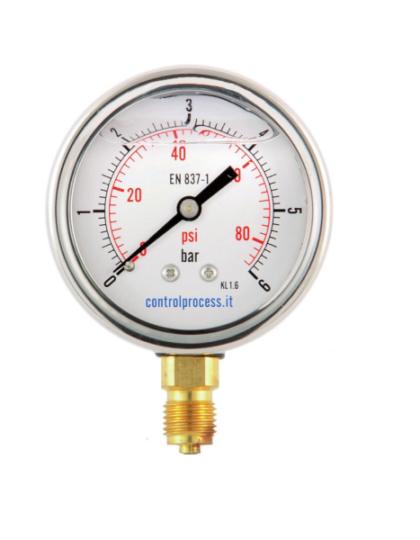 Pressure gauges serie MWIRG63